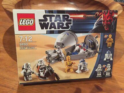 Star Wars Lego Hyena Droid Bomber 8016 Toys Indoor Gumtree