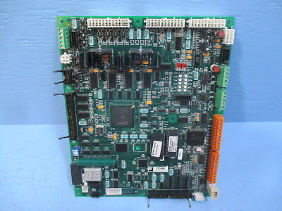 York 031-02430-000 Rev G Chiller Microboard Circuit Board Optiview Control