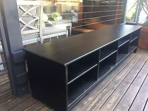Ikea TV Entertainment Display Unit good condition Bethania Logan Area Preview