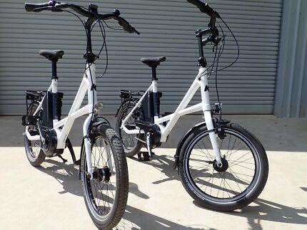 Electric Bikes, Kalkhoff Sahel