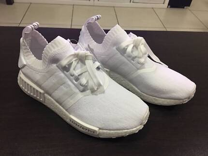 Adidas NMD R1 Primeknit Japan Pack (Triple White)