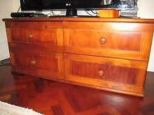 Chest of Drawers or entertainment unit Hunters Hill Hunters Hill Area Preview