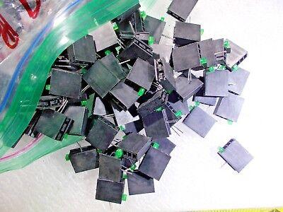 New Surplus Green Led Electronic Circuit Board Indicator 2 Pins Lot Of 149 Pcs