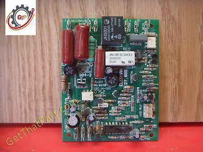 Kobra 240 HS E/S Paper Shredder Complete Main Control Board Assembly