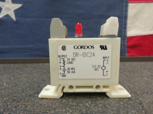 GORDOS Soild State Relay DR-IDC24 New Old Stock