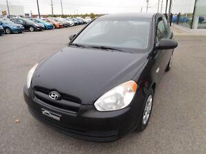 2009 Hyundai Accent L, MANUELLE, DE BASE