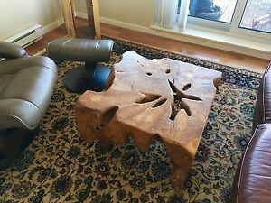 Exotic Root Coffee Table