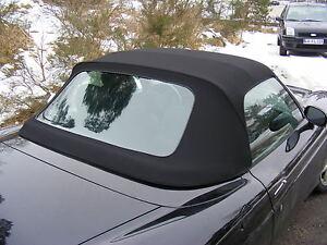 fiat barchetta cabrio capote cabriolet alpaga noir neuve ebay. Black Bedroom Furniture Sets. Home Design Ideas