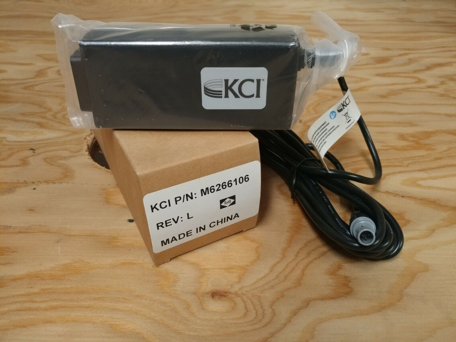 12V 6A ICCNEXERGY MWA065012A KCI M6266106 Power Supply - $10.00