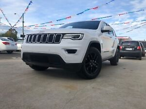 2017 JEEP GRAND CHEROKEE Maidstone Maribyrnong Area Preview