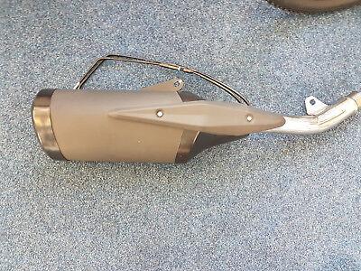 Auspuff Endschalldämpfer Original  Kawasaki Z750R Z 750 R Z750 ZR750N gebraucht kaufen  Weener