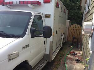 E450 Demers ambulance for sale