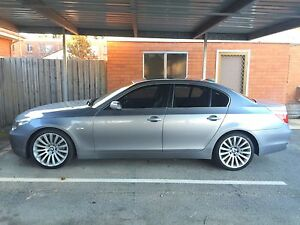 BMW 525i 2006 AUTO IMMACULATE CONDITION and long rego Gungahlin Gungahlin Area Preview