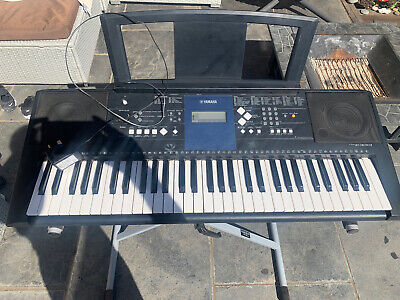 Yamaha PSRE333 Electic Portable Keyboard With Power Supply And Adjustable Stand
