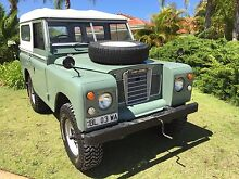 1973 Land Rover Series 3 South Lake Cockburn Area Preview