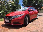 Honda Civic hatchback Palmerston Gungahlin Area Preview