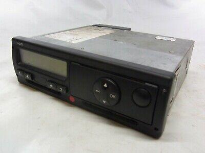 TACHGRAPH FAHRTENSCHREIBER KOMPLETT MERCEDES SPRINTER 906 MB A0014464233 2006-