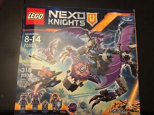 Brand new unopened Nexo Knights Lego