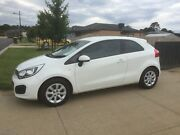 Kia Rio 2012 Romsey Macedon Ranges Preview
