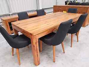 New Marri timber Dining table Wangara Wanneroo Area Preview