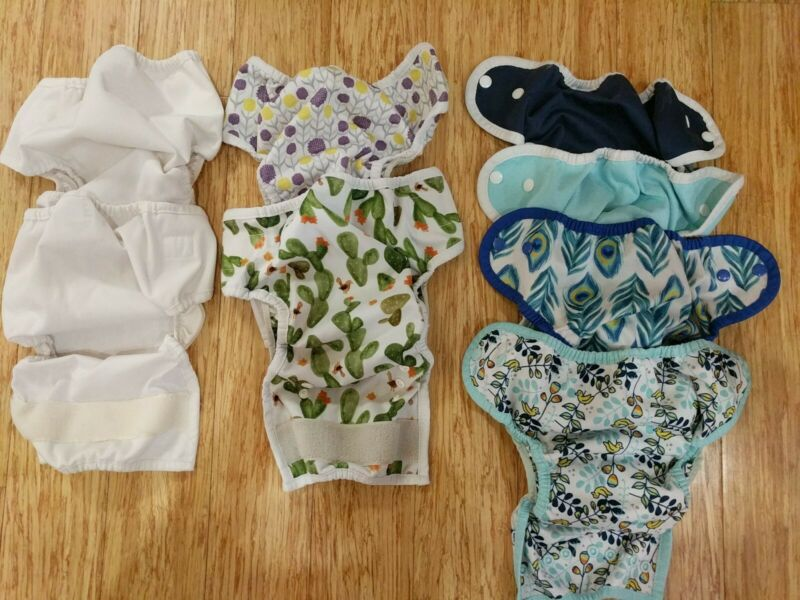 Thirsties diaper covers size 1