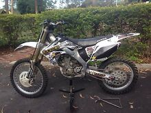 Cheap!!  2008 Honda CRF250R Forestdale Logan Area Preview