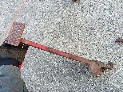 Farmall H 1944 Good Condition Clutch Pedal
