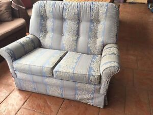 Compact 2 Seater and 2 Arm Chairs Kilsyth Yarra Ranges Preview