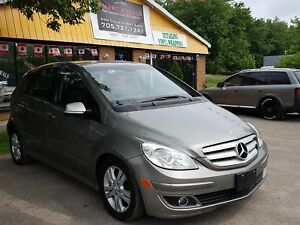 2006 MercedesBenz BClass Turbo !!CERTIFIED!!WARRANTY!!FINANCING!