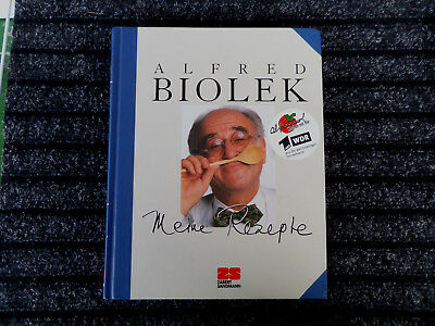 Alfred Biolek Meine Rezepte,Buch, Bio's Bahnhof, Boulevard Bio und alfredissimo