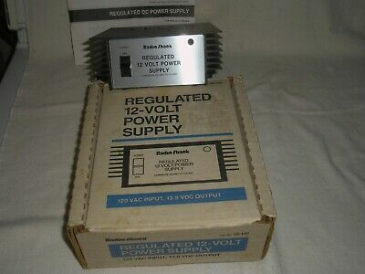 12 Volt Regulated Power Supply