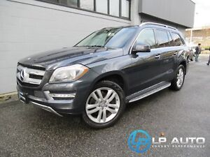 2013 Mercedes Benz GL-Class GL 350 BlueTEC! Rear DVD! Easy Appro
