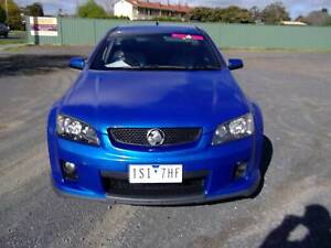 2009 HOLDEN  SV6 UTE MANUAL. Open 7 days Bacchus Marsh Moorabool Area Preview