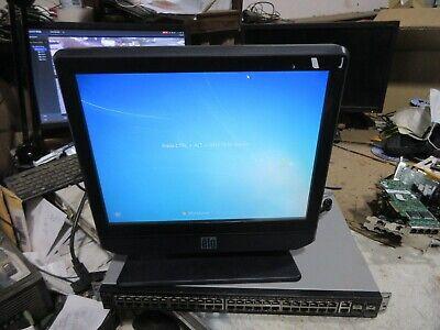 Elo Aio Point Of Sale Terminal - Windows 7 Esy15b2-7uwa-1-w7-g Read Ad