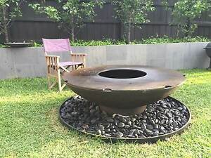 Fire Pit 10 mm Steel Australian Made