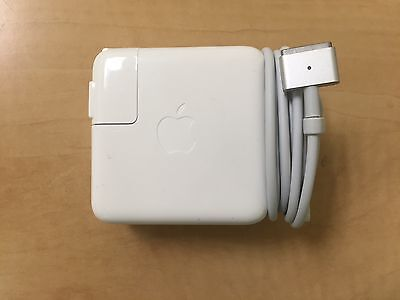 Genuine Original Apple Magsafe 2 45W Power Ac Adapter for Macbook Air A1436