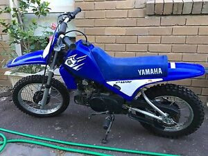 2006 Yamaha PeeWee 80 Melbourne CBD Melbourne City Preview
