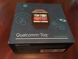 NEW! Qualcomm Toq Smartwatch DEAL!!!