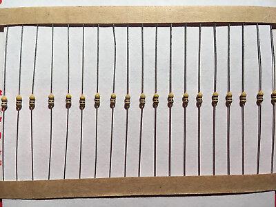 20pcs 18w 18 Watt 5 Carbon Film Resistor U Pick Resistance Fast Shipping Usa