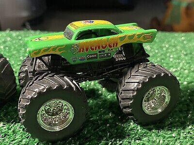 Hot wheels monster trucks 1:64 Avenger truck!