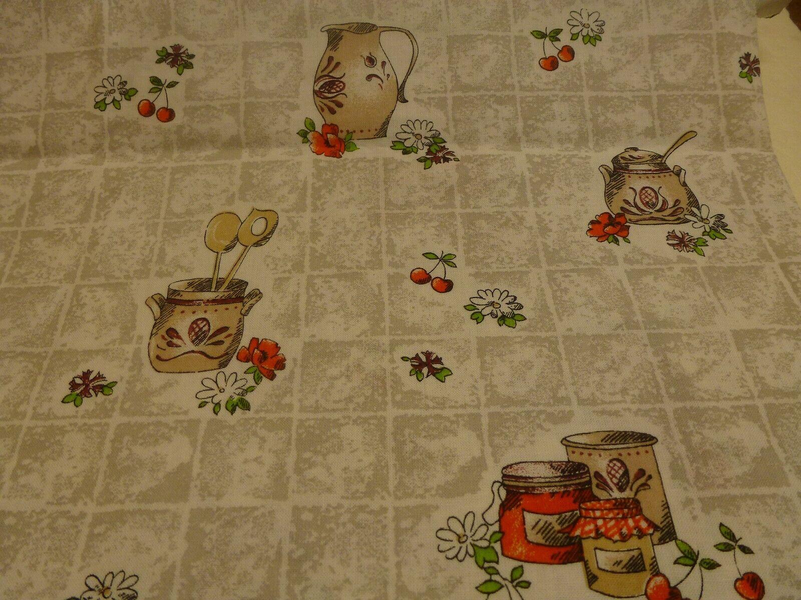 Stoff Stoffrest Stoffpaket XXL 100 Baumwolle 2 m Patchwork Landhaus