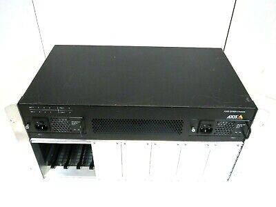 Axis Q7920 High-density Rack Mount Video Encoder Chassis 0575-004-03