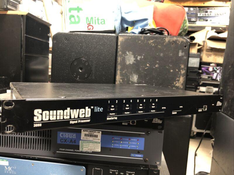BSS Soundweb Lite 3088LL DSP