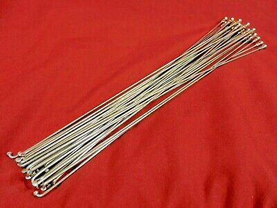 5pk DT Swiss Competition Straight Pull Nail Head Spoke 305mm Double Butted Black