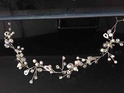 Bohemian Bridal Hair Piece Accessories