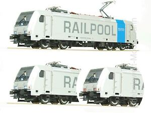 Roco 41356 Digitale Elektrolokomotive BR 185 der Railpool GmbH  ++ NEU ++