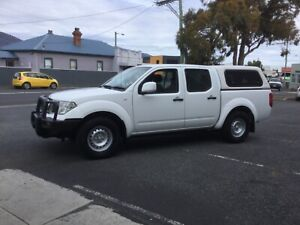 Nissan Navara 2013 Automatic Drives Very Well Derwent Park Glenorchy Area Preview