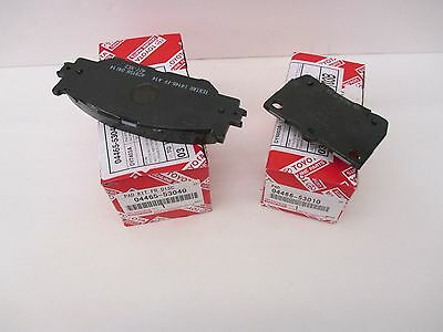 LEXUS OEM FACTORY FRONT AND REAR BRAKE PAD SET 2006-2008 IS250