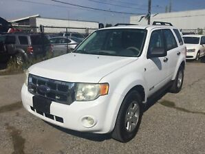 2008 Ford Escape Hybrid - low km - CERTIFIED