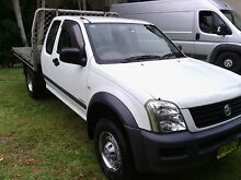 2005 Holden Rodeo Swansea Lake Macquarie Area Preview